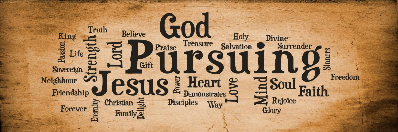 Pursue God Class – Patty Smith